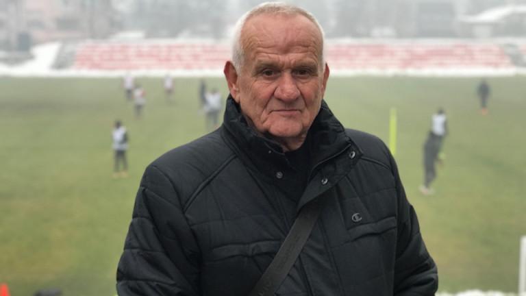 Люпко Петрович: Ще работя за титла на ЦСКА! Левскарите ме нападат, но това не е мой проблем!