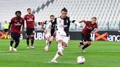 Ювентус на финал за Купата на Италия след равенство с Милан
