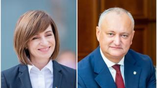 Додон печели вота в Молдова, но отива на балотаж