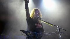 Megadeth почетоха Ник Менца в София