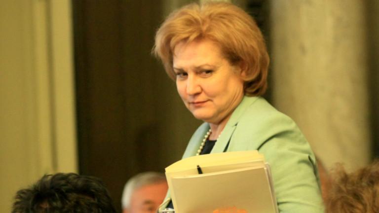 230 фирми са се регистрирали за мярката 60/40, обяви Менда Стоянова