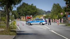 16 души са ранени при катастрофа с автобус в Германия
