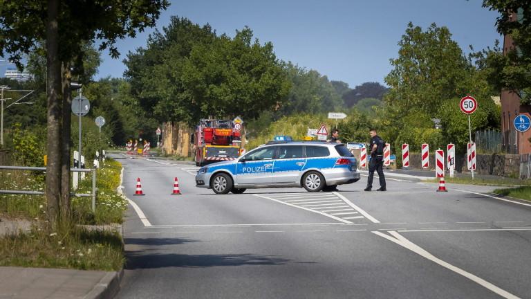 16 ранени при катастрофа с автобус в Германия, съобщи полицията,