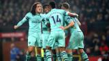 """Манчестър Юнайтед - Арсенал 2:2, нови два бързи гола на """"Олд Трафорд""""!"""