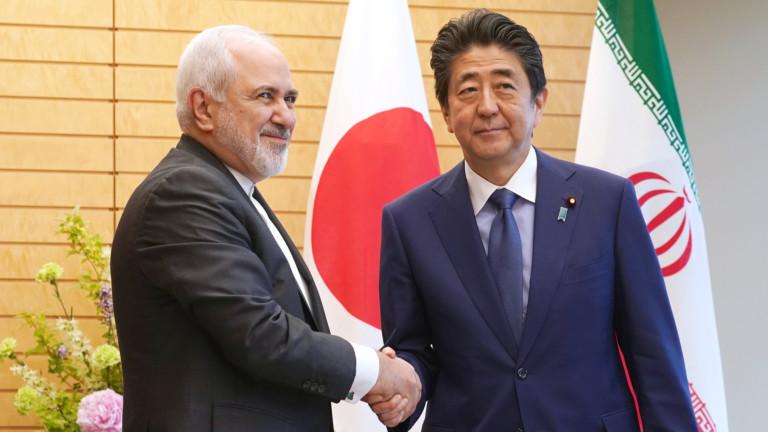 Министърът на външните работи на Япония Таро Коно призова Иран