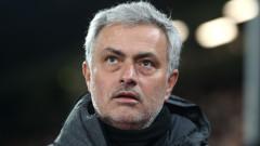 Жозе Моуриньо: Предстои ни един голям мач, за който се дават три точки