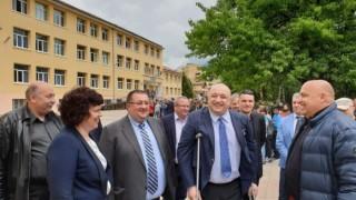 Министърът на спорта не одобрява плана за Борисовата градина