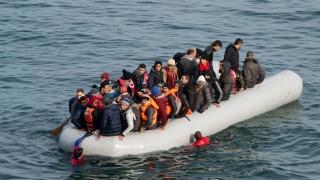 11 мигранти се удавиха край Кушадъсъ в Егейско море