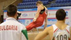 Две пети места за българските гимнастици на финалите на уредите на европейското