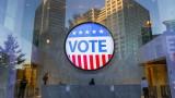 По време на пандемия САЩ с най-висока избирателна активност от 1900 г.