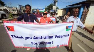 Австралия и Източен Тимор уредиха морски спор
