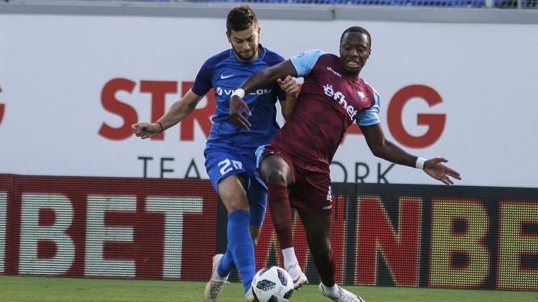 Левски 2 : 0 Септември София 44′ Селекцията на Славиша