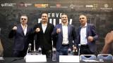 Тервел Пулев: Ще имам нелеката задача да играя срещу силен боксьор
