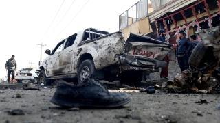Експлозия в джамия в Афганистан