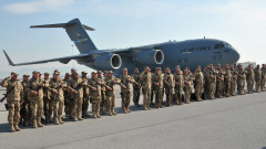 Изпратиха 34-ия контингент от Българската армия за Афганистан