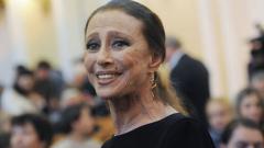 Разпръсват праха на Мая Плисецкая над Русия