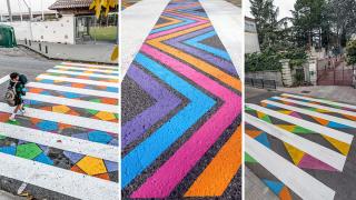 Вижте какво направи български художник в Мадрид (СНИМКИ)