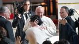 Папата зове за изоставяне на ядрената енергетика