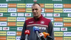 Тони Здравков: Отстъпваме физически на силните отбори