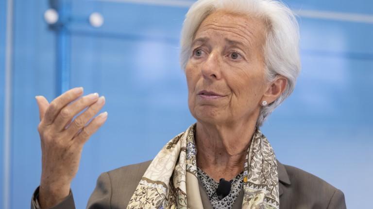 Лагард хвърли оставка като директор на МВФ