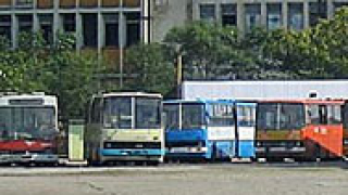 Градският транспорт във Варна опасен