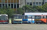 Броят пътниците в автобусите и тролеите в София