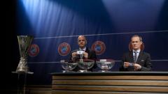 Вижте жребия за плейофите в Лига Европа