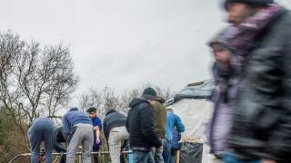 Група от 16 нелегални мигранти заловена край Гелеменово