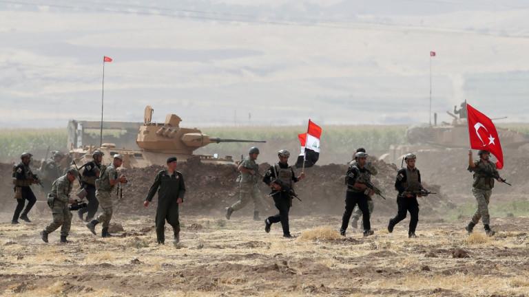 ПКК взриви двама турски войници в Северен Ирак