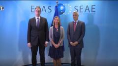 """Без среща между президентите на Сърбия и Косово заради """"лъжите"""" на косоварите"""