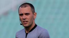 Елитен съдия ще взима решенията на дербито Черноморец - Марица