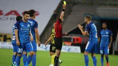 Български рефер предизвика смях в Шампионска лига
