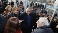 Борисов не разбира протестния вот срещу ГЕРБ