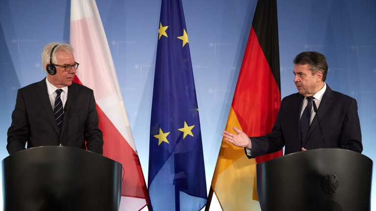 Германия и Полша обявиха, че обмислят да сформират комисия, която