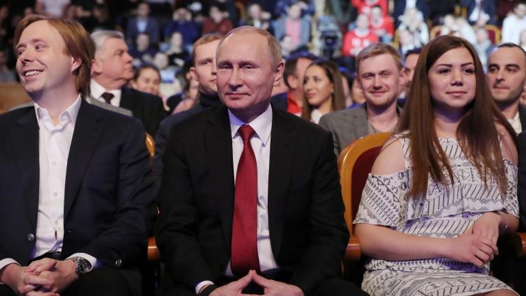 Русия никога няма да върне Крим на Украйна, отсече Путин