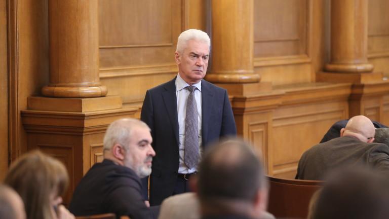 Волен Сидеров доволен, че всеки с апартамент е на мушка