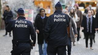 В Белгия задържаха четирима заподозрени в тероризъм