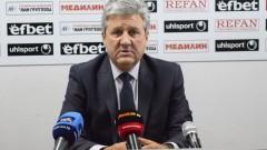 Шеф на Локо (Пд) обвини част от футболистите в симулативна игра