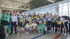 Волейболистките се завърнаха от Перу