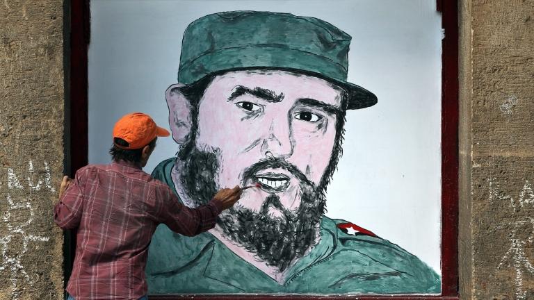 Кубинският парламент забрани култа към личността на Кастро