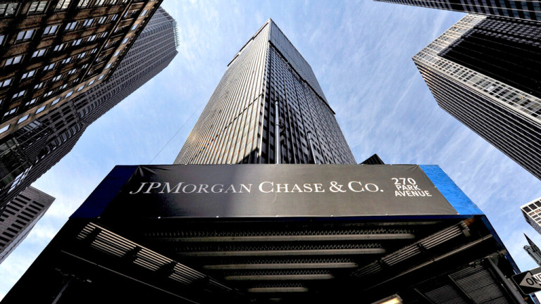 Колко спечелиха шефовете на най-голямата банка в САЩ през 2017 г.?