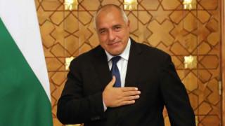 Борисов е радостен от преизбирането на Станишев за лидер на ПЕС