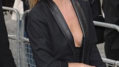 Кейт Мос пак се друса