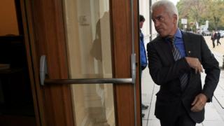 Бареков потърси съдействие от Сидеров срещу Борисов
