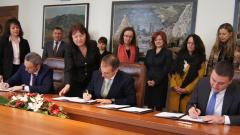 Горанов подписа заема от 300 млн. евро за Фонда за гарантиране на влоговете