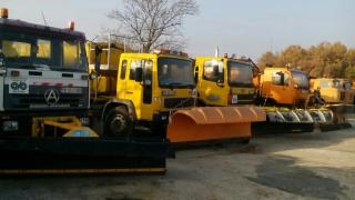 Снегорините в София готови да тръгнат по улиците