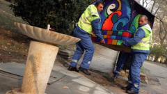 Софийска вода с арт кампания по зазимяване на градските чешми