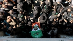 """""""Хамас"""" затвори границата с Израел"""