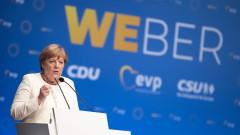 """Партията на Меркел печели изборите за ЕП, """"Зелена"""" вълна в Германия"""