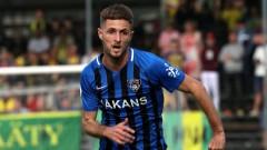 Конър Руън ще подпише днес с Локомотив (Пловдив)